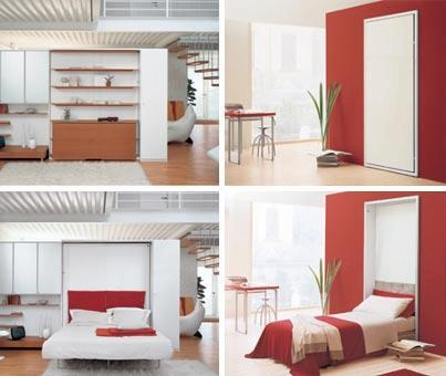 Folding Bed Is Always A Good Option For Small Rooms Or