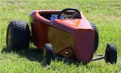 Mini Hot Rod Go Kart Fibreglass Body Shell Go Karts