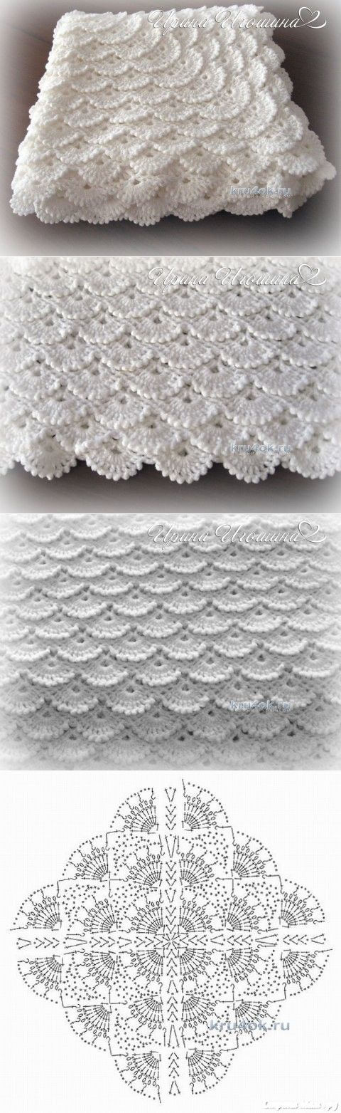 2055 best Tejidos images on Pinterest | Aprons, Crochet ideas and ...