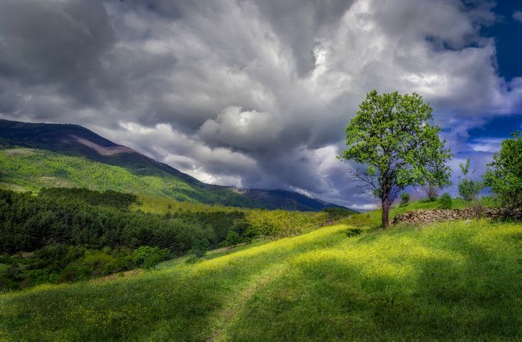 Cloudy spring by Petar Boskovski on 500px