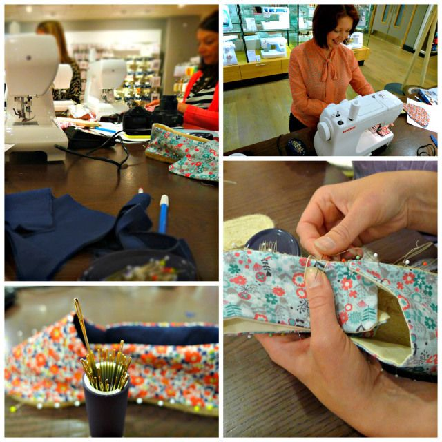 How To Sew Espadrilles – Turn Up On Time