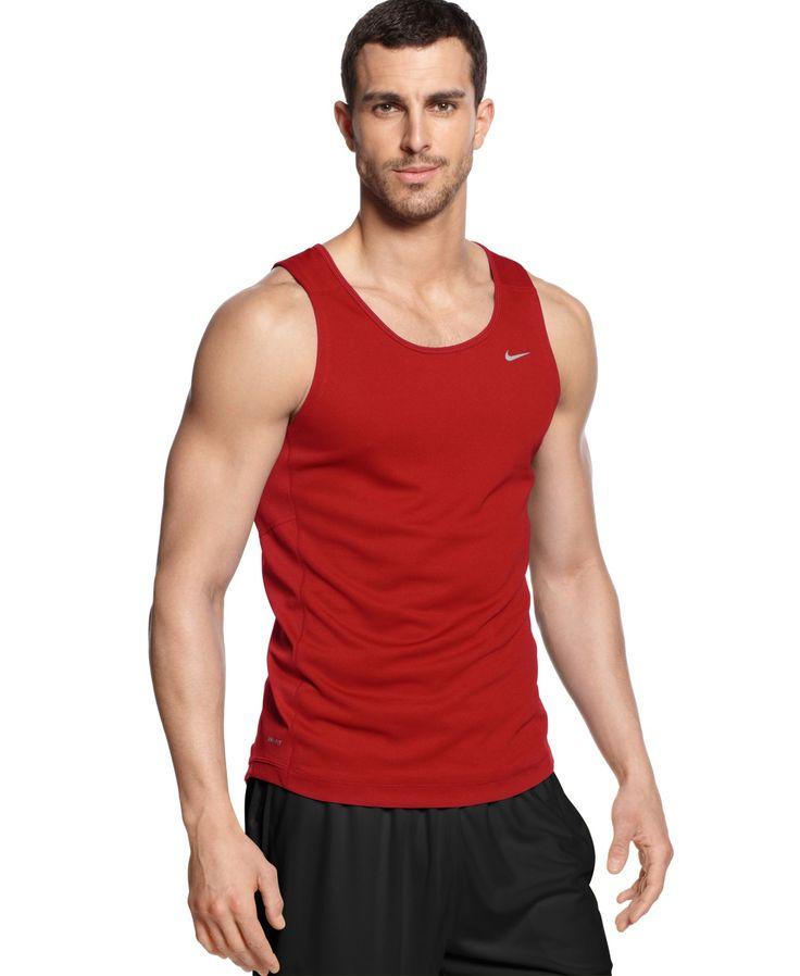 Nike Shirt, Miler Running Singlet