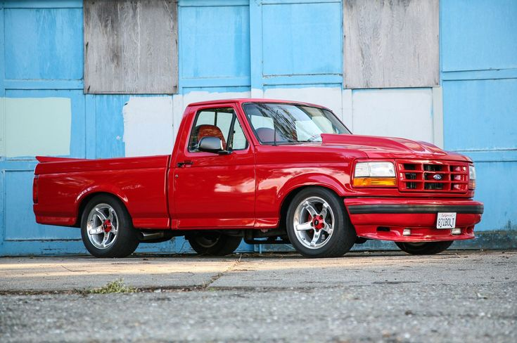 427 Windsor First-Gen 1993 Ford Lightning