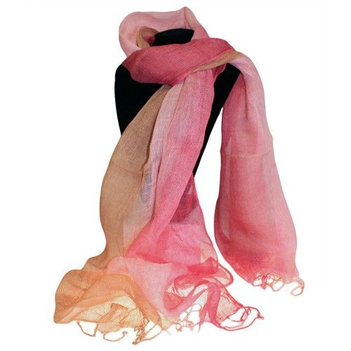 Classic Linen Wholesale Scarves - Hipangels.com Classic Linen wholesale ladies scarves. Hip Angels brought to your customers all the way from India amazing scarves range.   Please take the time to have a good look at our wholesale scarves.   Antique Rose Combo is a very light scarf, has the ideal size to cover the shoulders and create that fashionable outfit