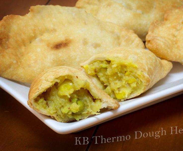 Recipe Curry Puffs (Samosa's) by KB Thermo Dough Heads - Recipe of category Baking - savoury