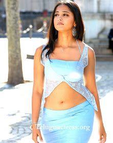 Anushka shetty bikini boob image
