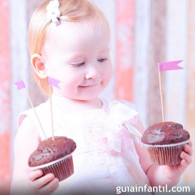 Recetas Caseras De Magdalenas Cupcakes Y Muffins Recetas De Magdalenas Recetas Para Ninos Magdalenas