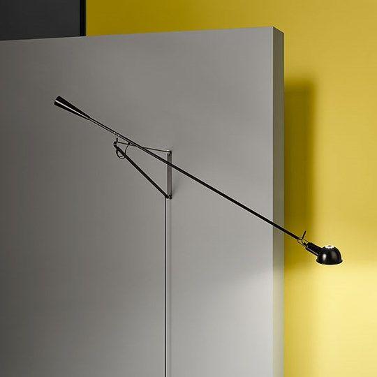 265: lampada da parete e soffitto Flos modello 265