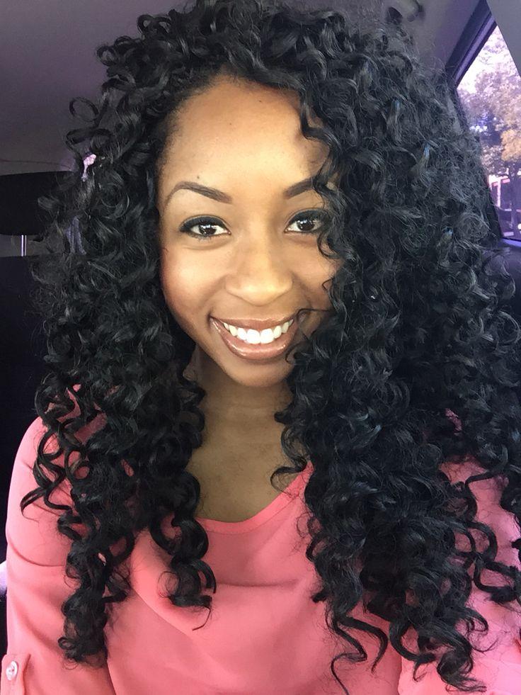 Brilliant 43 Best Images About Crochet Braid On Pinterest Curls Hair Short Hairstyles For Black Women Fulllsitofus