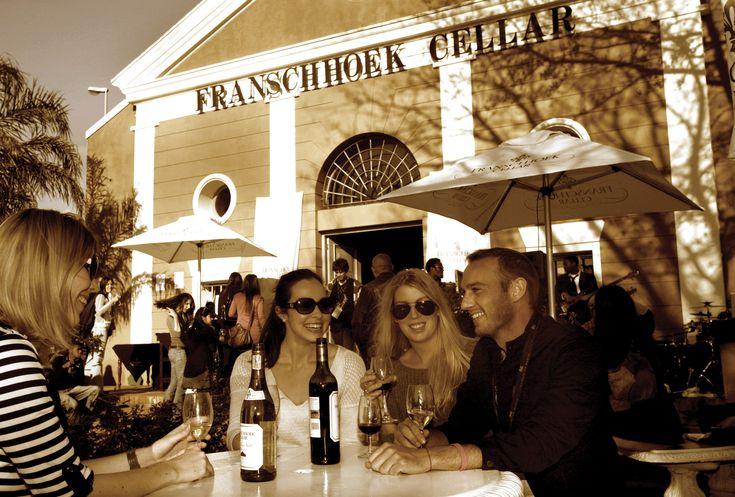 Franschhoek Cellar -  Winery