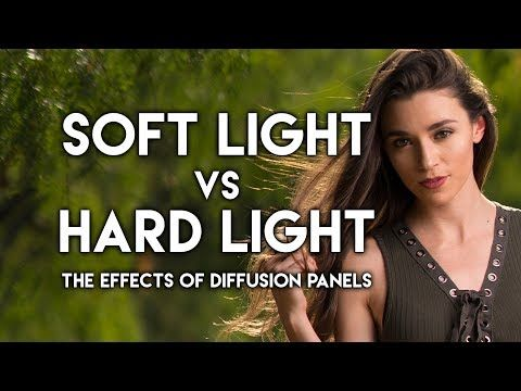 How Diffusion Panels Affect the Light in Your Strobe Photography   Fstoppers