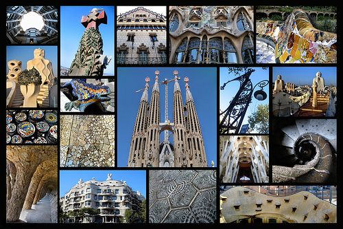 Gaudi - Man does not create, he discovers