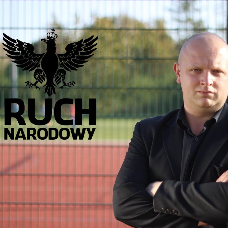 Jacek Lanuszny, działacz stowarzyszenia Duma i Nowoczesność oraz partii #RuchNarodowy