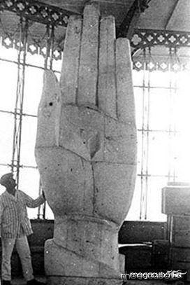 1929 – CONSTRUÇÃO DO CRISTO REDENTOR - RJ - BRASIL