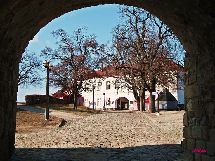 Varkocs kapu Eger, Hungary