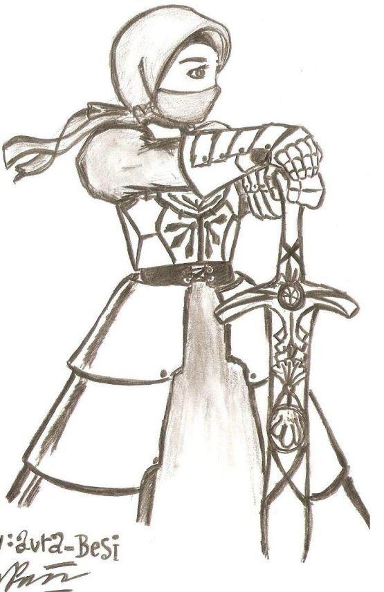 Manga Swordswoman