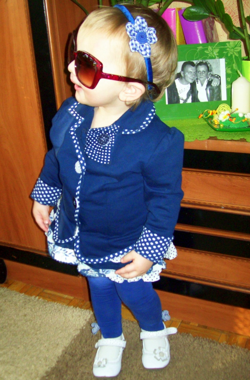 To dziecko bierze udzial w konkursie Modne Dziecko allegro.pl/dzial/dziecko styl kolor i print/