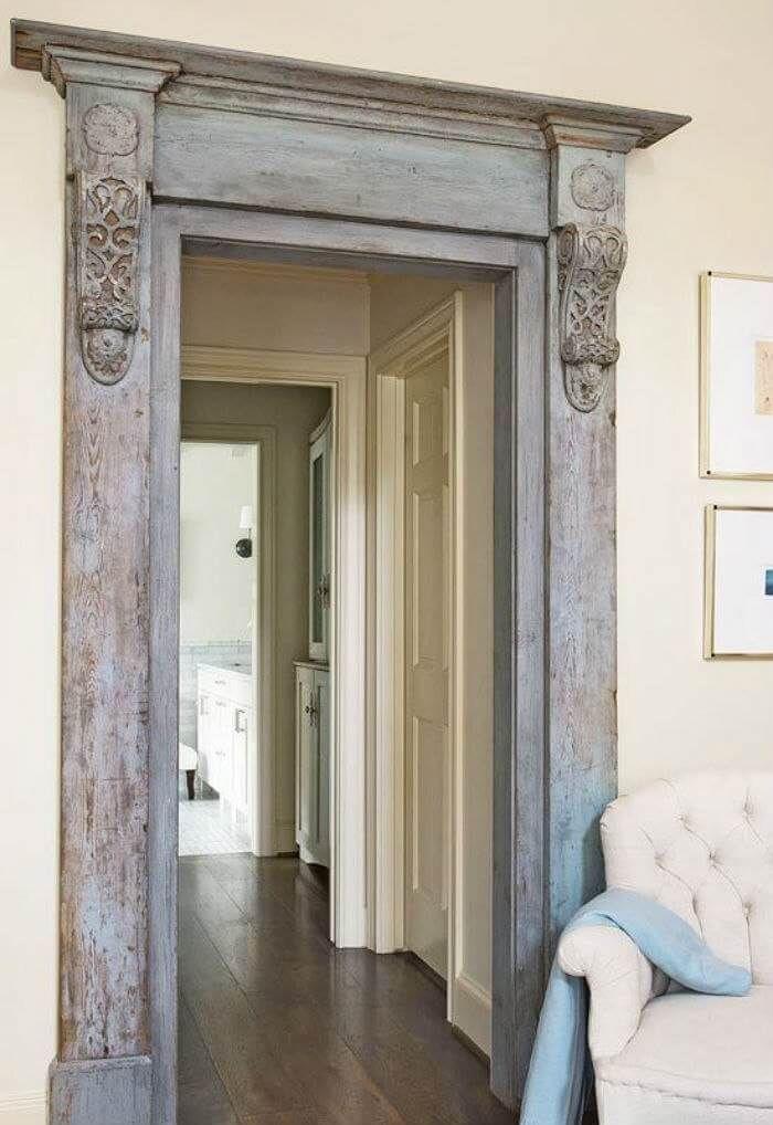 Wonderful 33 Artistic And Practical Repurposed Old Door Ideas