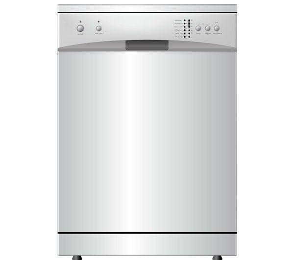 ESSENTIALS CDW60W13 Full-size Dishwasher - White