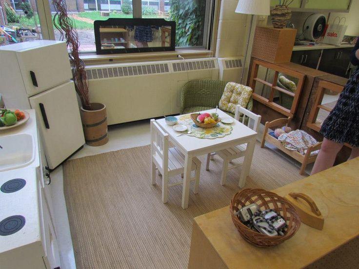 Reggio Classroom Decor Ideas ~ Our house centre ideas from my classroom pinterest