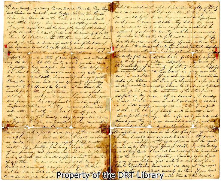 The alamo essay