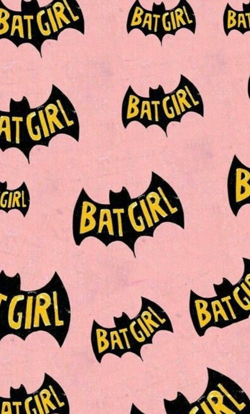 phone batgirl, wallpaper, and batman