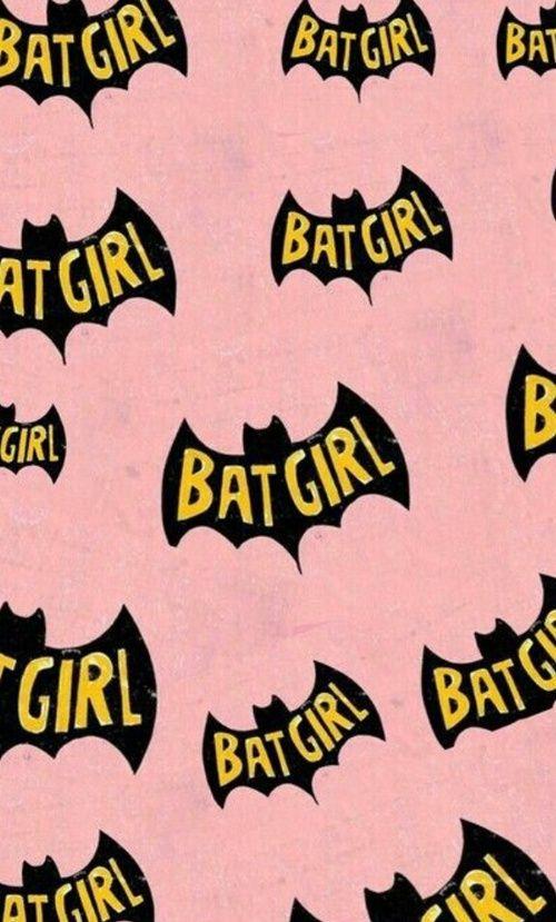 phone batgirl, wallpaper, and batman                                                                                                                                                                                 Mais