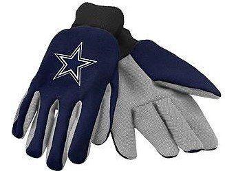 NFL Dallas Cowboys Utility Gloves-Blue – 460 Sports