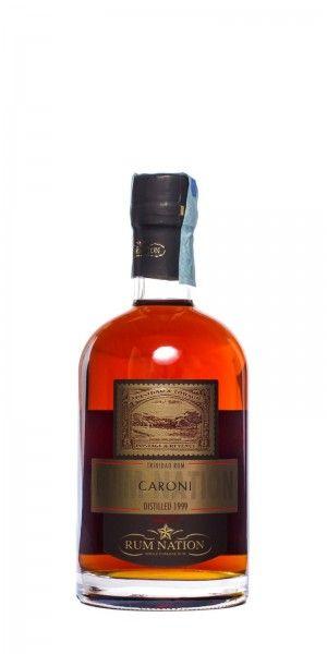 Rum Nation Caroni Distilled 1999