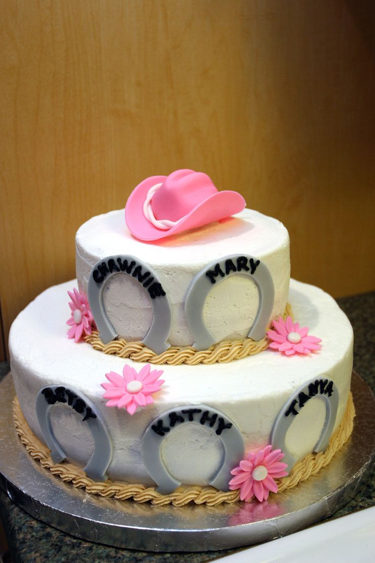 top 25 best cowgirl cakes ideas on pinterest [ 736 x 1104 Pixel ]