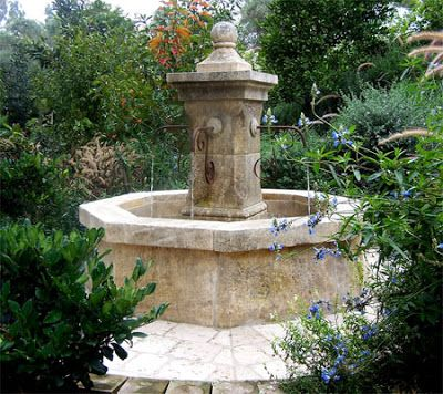 30 best images about french fountains on pinterest wall for Spanish style fountains for sale