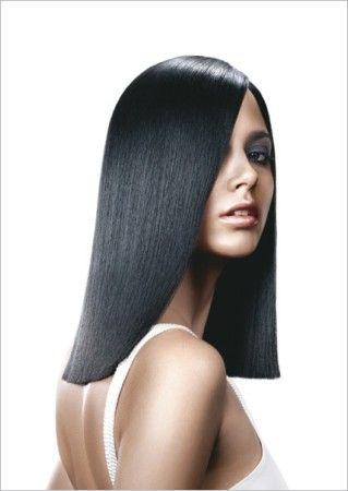 Pinkbelezura: Banho de brilho para cabelo preto!