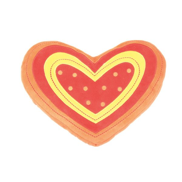 Poduszka FLAT serce #pillow #red #heart #kids #dream #gift #prezent  http://www.mojebambino.pl/poduszki-i-przytulanki/6848-poduszka-flat-serce-czerwone.html