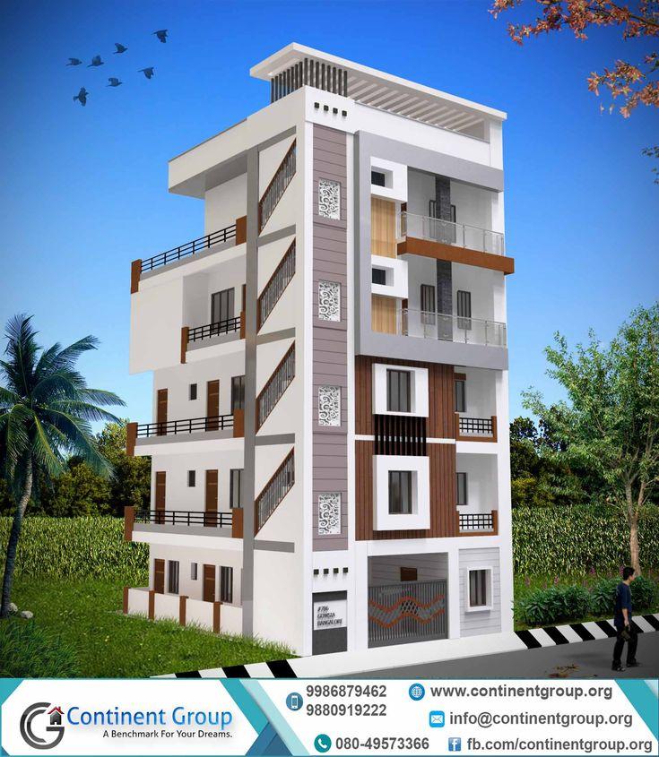 Project Gallery-Building Elevation-3d Floor Plan-Interior