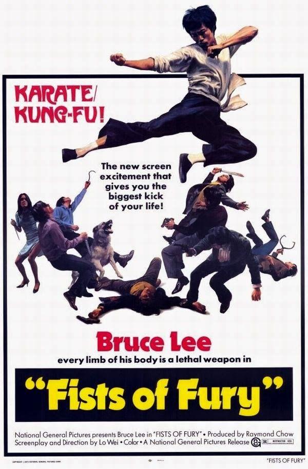 100 Years of Movie Posters: Bruce Lee