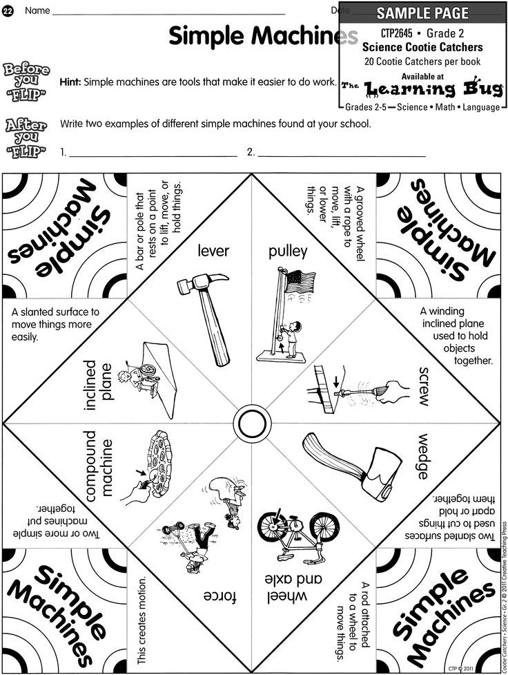simple machines worksheet ks2 - Google Search | Science | Pinterest ...