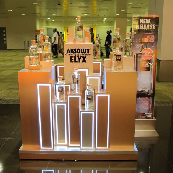 Absolut Elyx makes Singapore debut with DFS at Changi Airport | TheMoodieReport.com