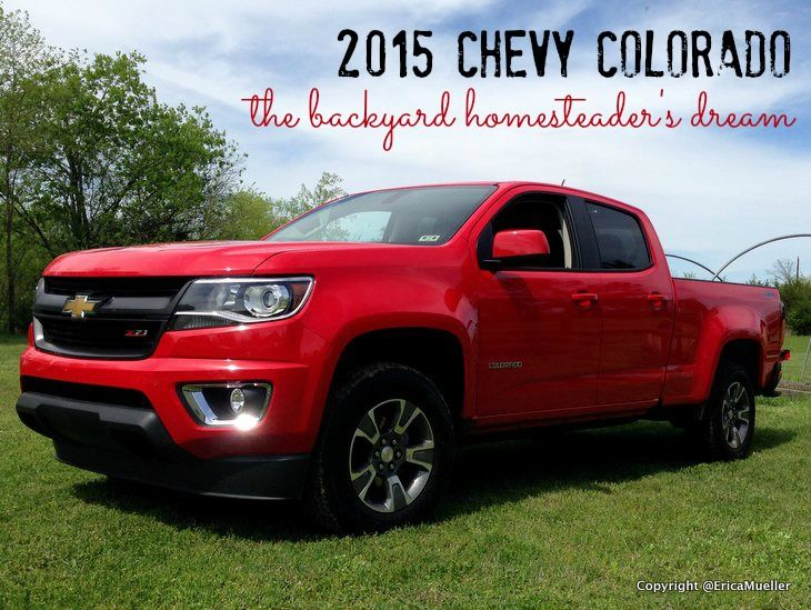 Trucks for Homesteaders - Chevy Colorado Review