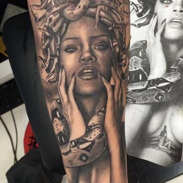 Estilos de tatuajes: negro y gris - Por Miguel Bohigues