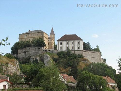 Castle Veszprém / Hungary