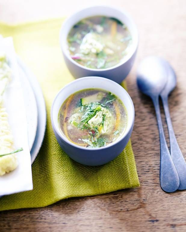 Soupe miso pour 6 personnes - Recettes Elle à Table
