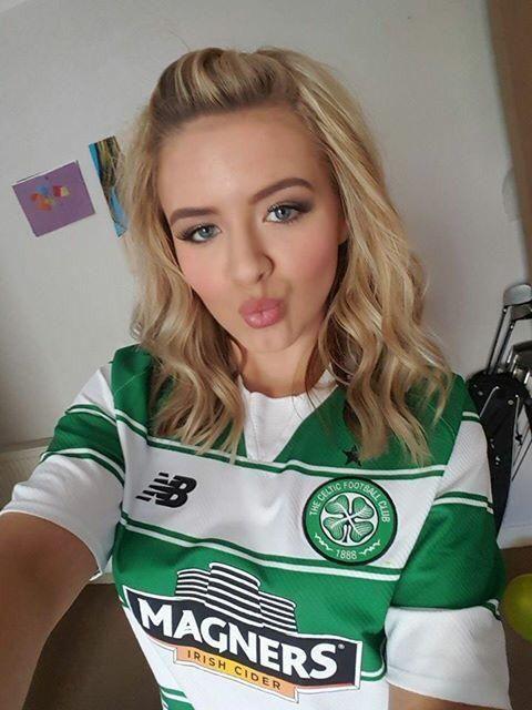 Eye Eye The Bhoys Hot Celtic Fans