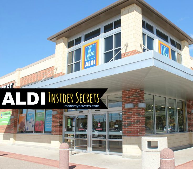 """ALDI Grocery Store Tour and Insider Secrets - Answers the question, """"Why is ALDI so cheap?"""" and the answer may surprise you! #ALDI"""