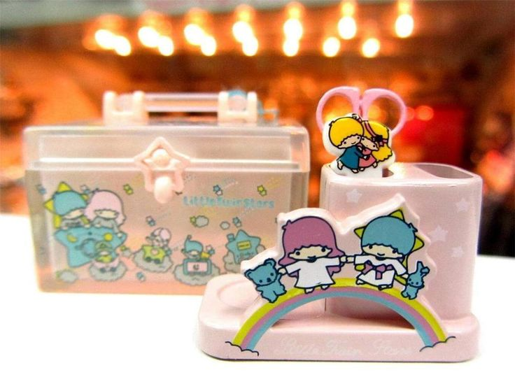 Little Twin Stars collection from Sanrio Vintage Mini 2