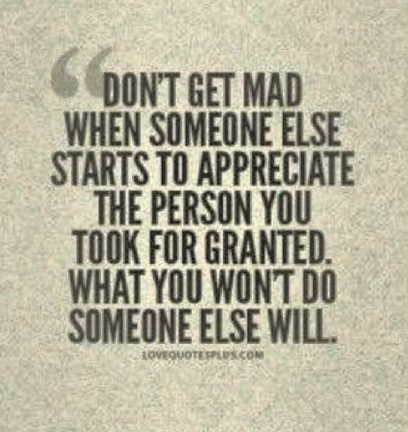 Dont Take People For Granted Words Pinterest