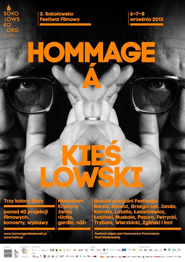 3. edycja Festiwalu Filmowego Hommage à Kieślowski - 6-8 września 2013 r., Sokołowsko