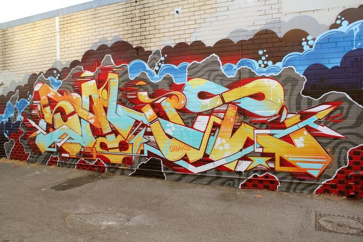 @sherriewilsonprojects  #salute #perth #graffiti  http://www.sherriewilsonprojects.com/projects/streetside_festival/