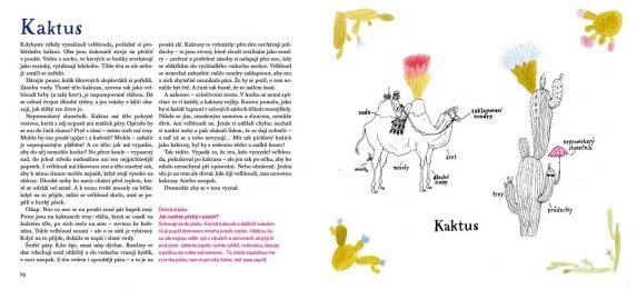 Rostlinopis | české ilustrované knihy pro děti | Baobab Books