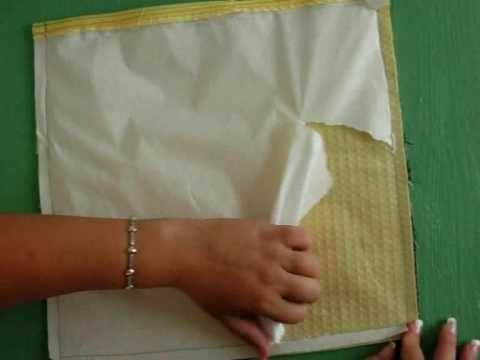 Cucire un cuscino