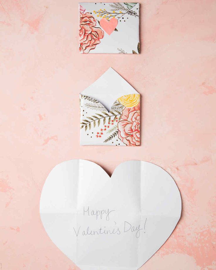 25 Easy Diy Valentines Day Gift And Card Ideas: Best 25+ Heart Envelope Ideas On Pinterest